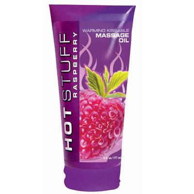美國原裝進口HotStuff-大容量水溶性潤滑劑[樹莓味]